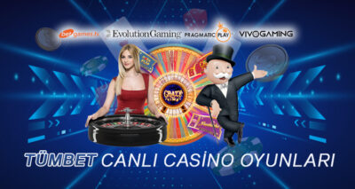Tumbet Canli Casino Oyunlari