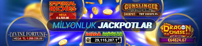 Tümbet Casino Jackpotlar