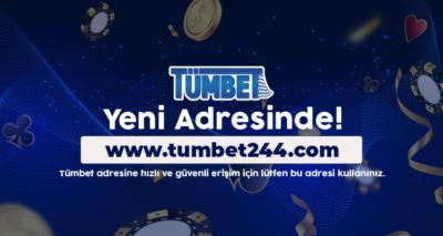 Tümbet yeni adresi www.tumbet244.com