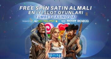 Free Spin Satın Almalı En İyi Slot Oyunları Tümbet Casino'da